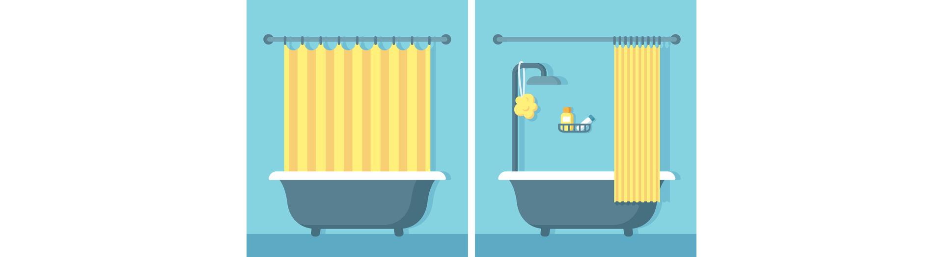 Une baignoire ou une douche dans votre bien immobilier ?